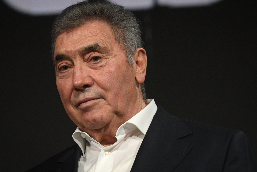 Eddy Merckx cree que Tadej Pogacar va a ganar el Tour de Francia 2021.