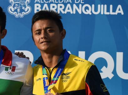 Sebastián Villa representará a Colombia en los Juegos Olímpicos de Tokio 2020.