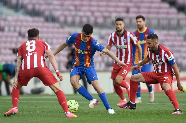 Barcelona vs Atlético de Madrid