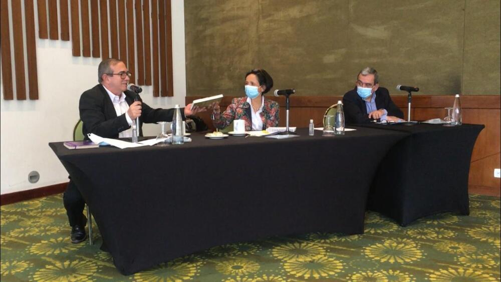 Antiguo secretariado de FARC entregó información sobre 55 personas desaparecidas