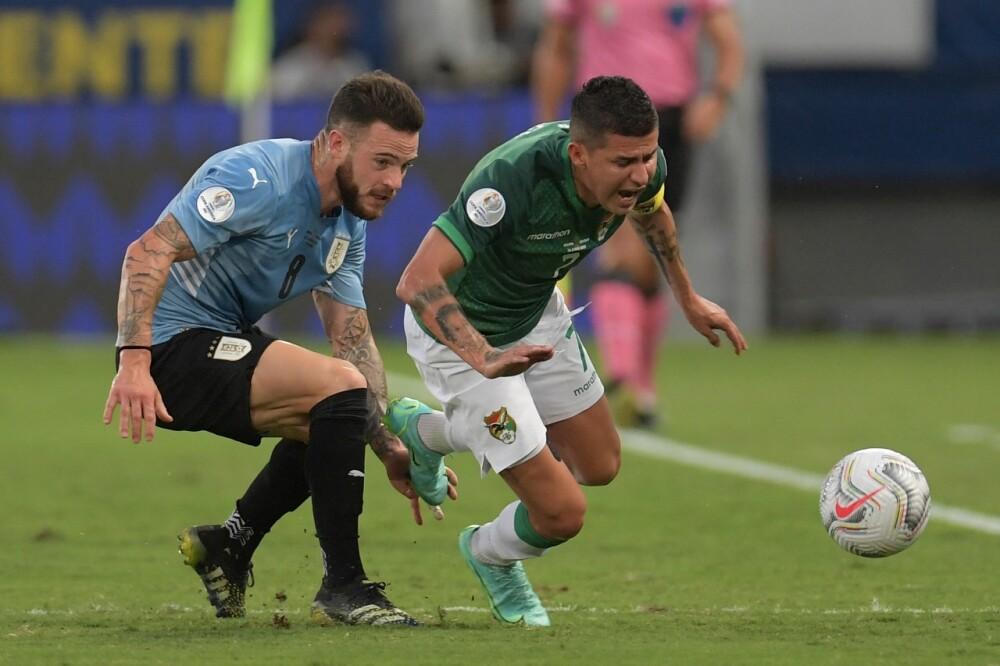 Uruguay vs Bolivia