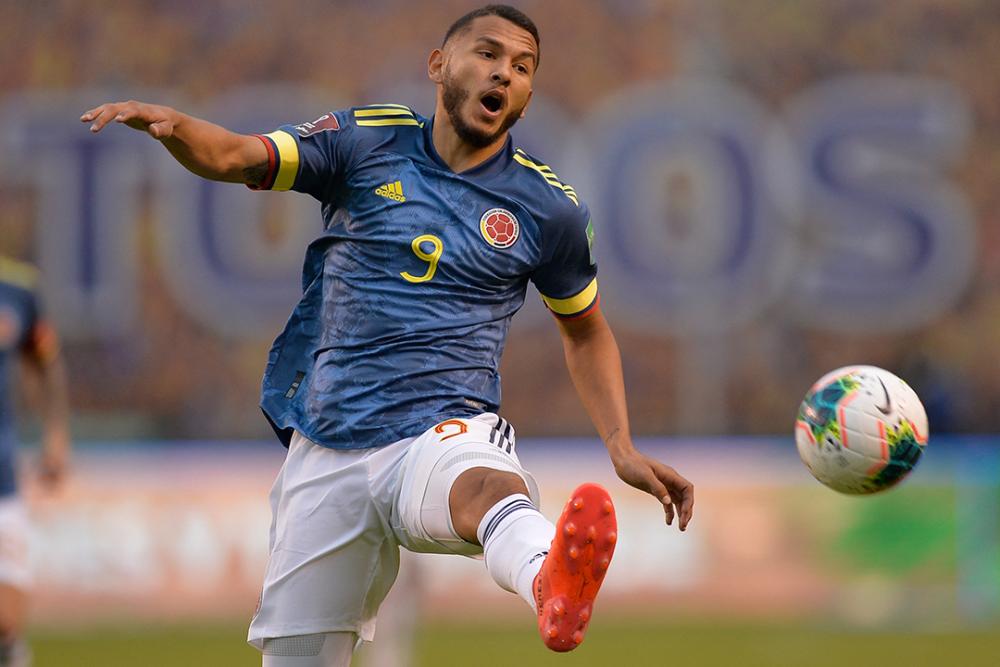 Luis Suárez, jugador de Selección Colombia. AFP.png