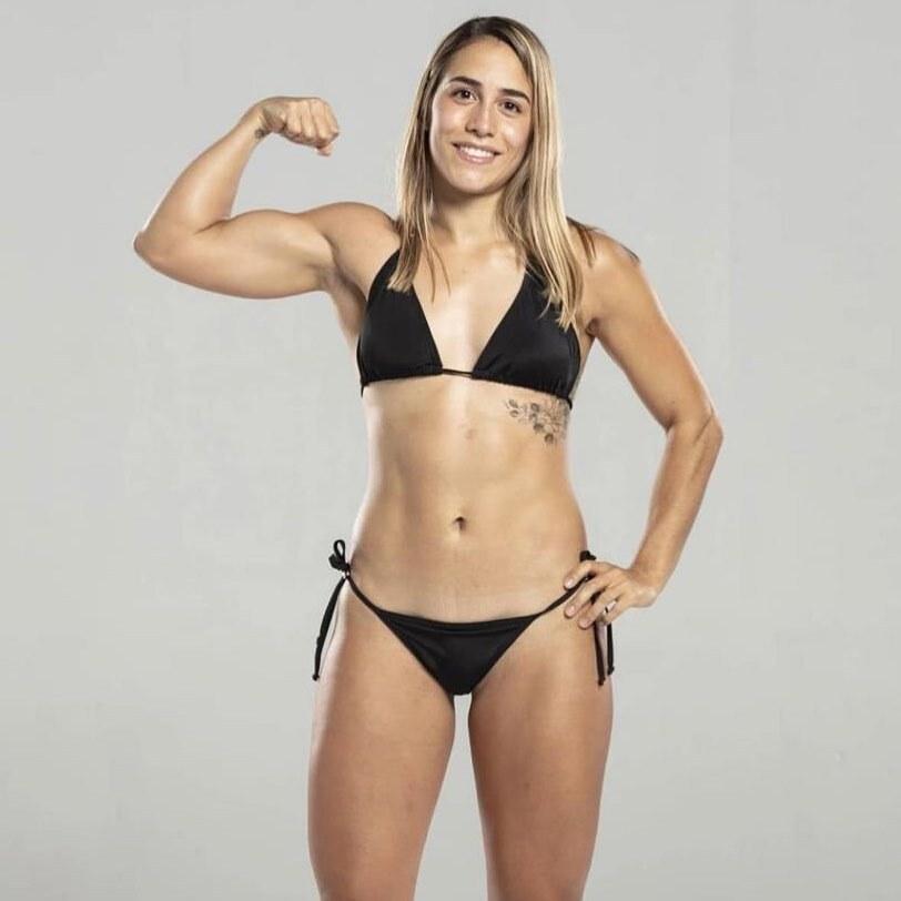María Camila Ospina, participante del Desafío The Box.