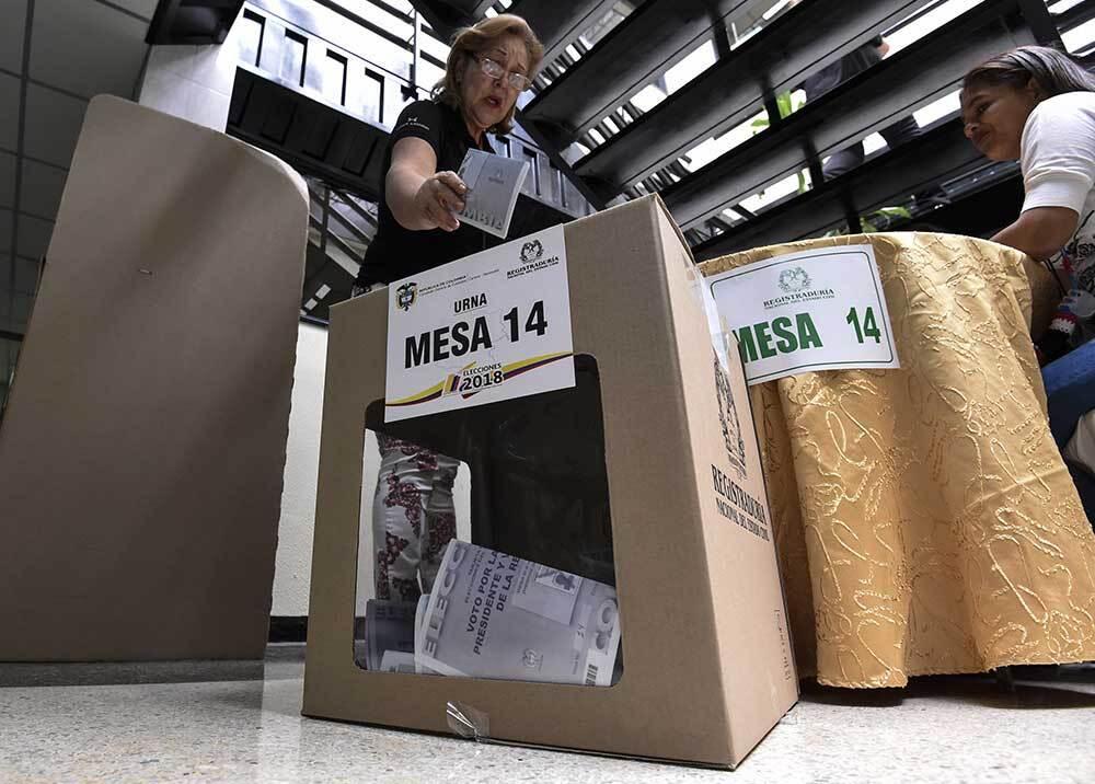 307471_BLU Radio // Votaciones / Foto: AFP