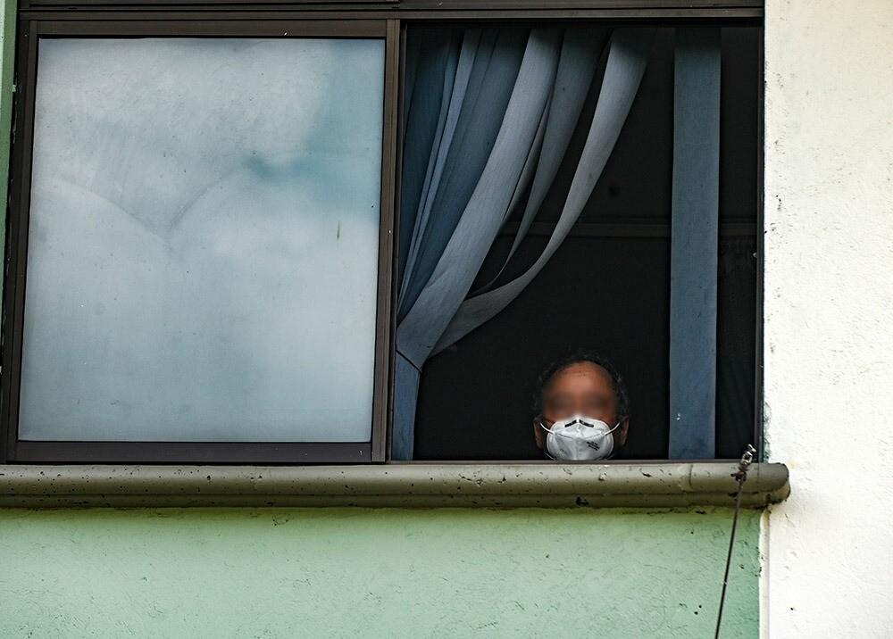 372810_Estado de cuidado total en el Valle de Aburrá // Foto: AFP, imagen de referencia