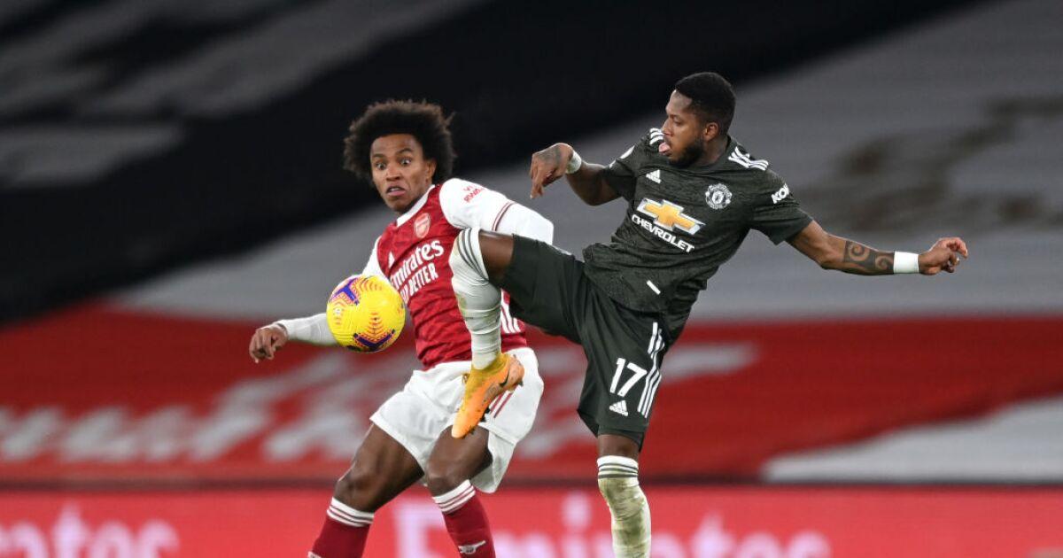 El gol no asistió a la cita: Arsenal y Manchester United igualaron sin emociones