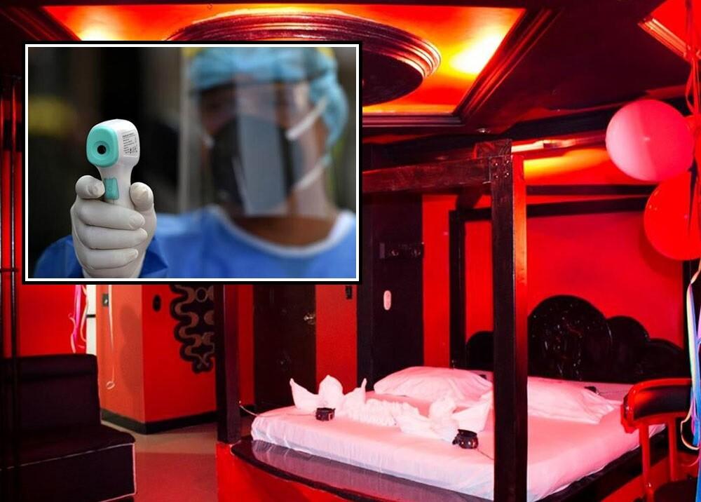 366474_Foto: AFP y tomada de Facebook Motel Kissme Cali