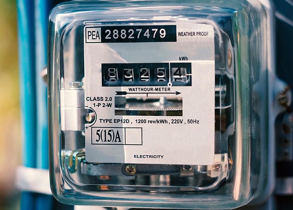 342121_BLU Radio. Medidor-luz-energía // Foto: ENEL