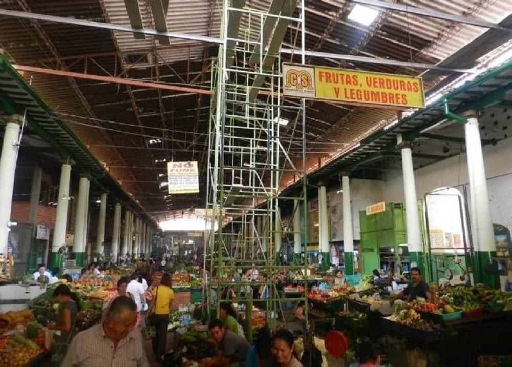 370140_BLU Radio: Plaza de Mercado de San Gil / Foto: Suministrada