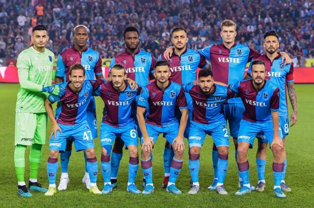 333036_Trabzonspor FC, de la Liga turca.