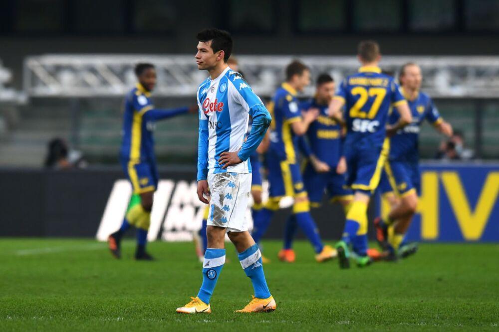 Nápoles vs. Hellas Verona