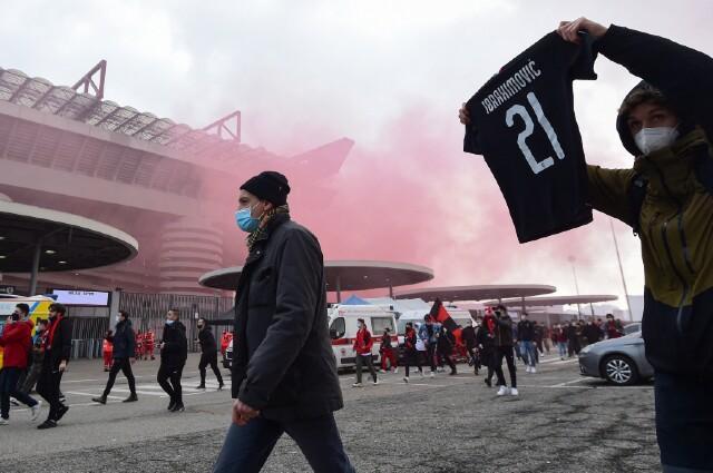 Hinchas Milan