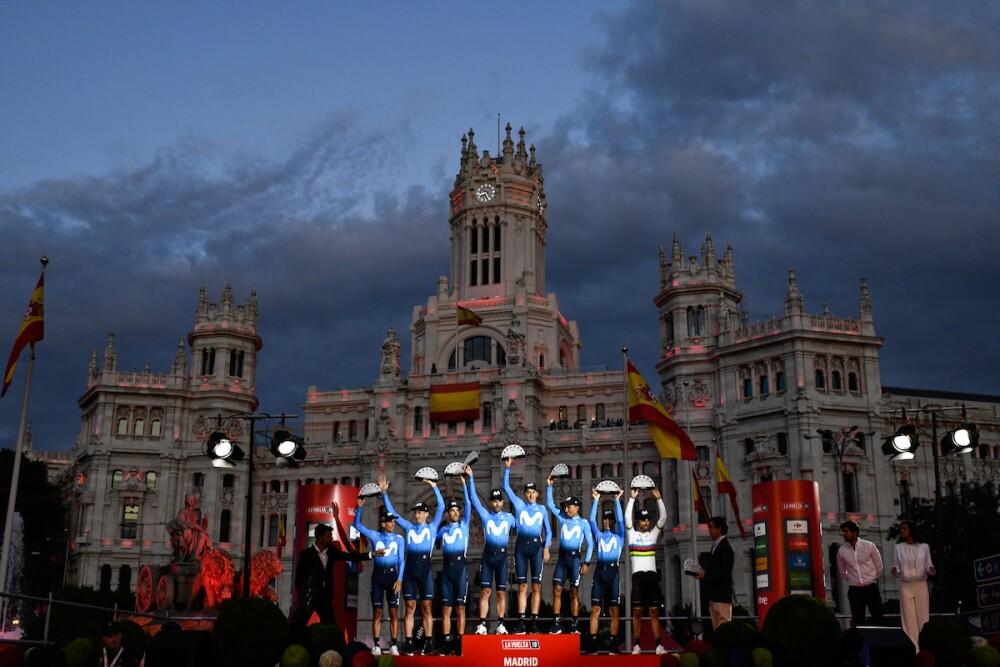 Vuelta a España / AFP
