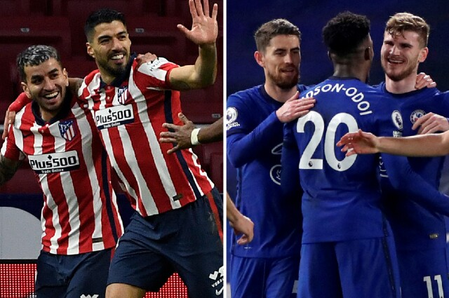 Atlético de Madrid vs Chelsea