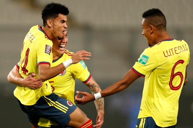 Mensaje de los jugadores de la Selección Colombia