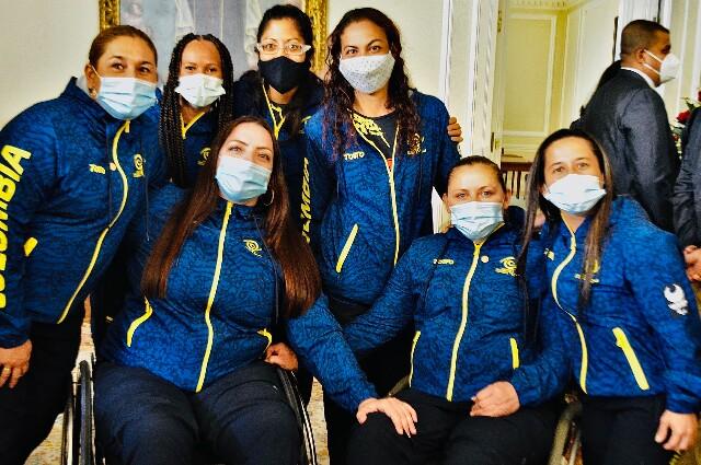 Colombia, rumbo a los Juegos Paralímpicos