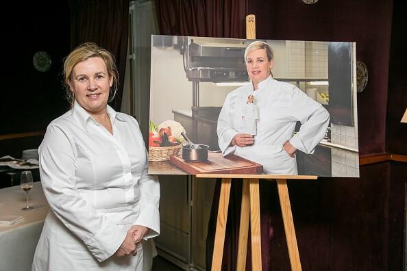 Hélène Darroze, chef con cinco estrellas Michelin y la feminidad por bandera