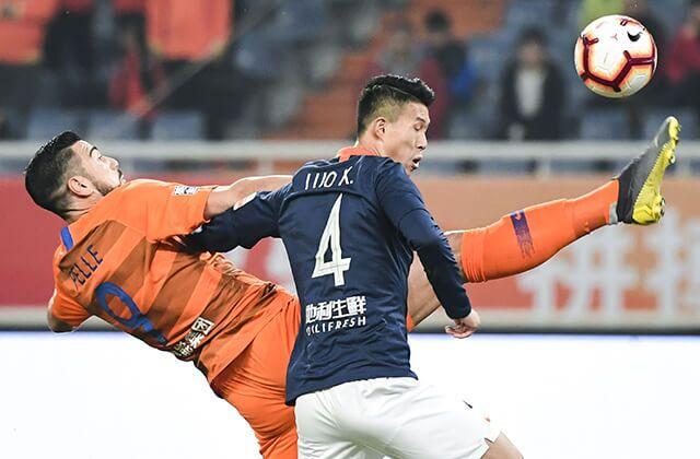 334321_Acción de juego de la Superliga China