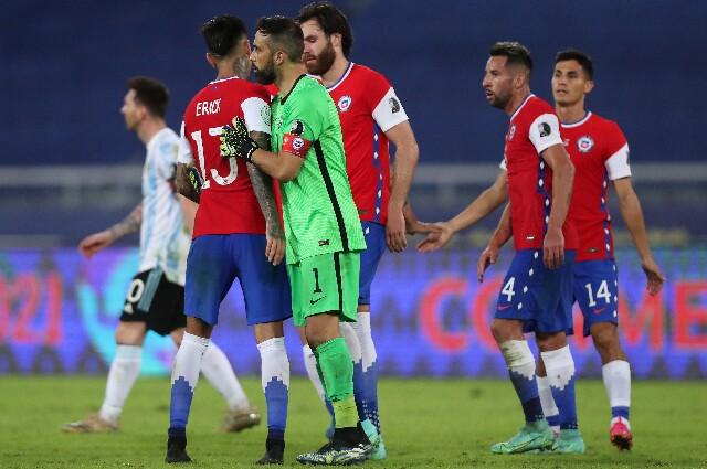 Coronavirus en la Selección de Chile