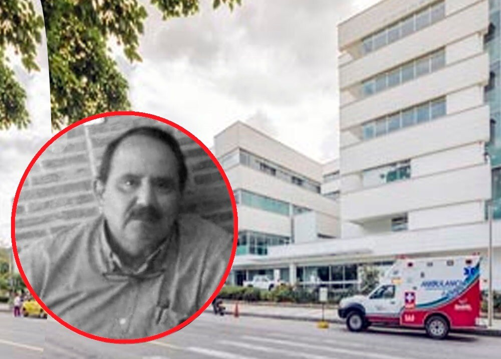 Murió por covid-19 ortopedista de la Clínica de las Américas.jpeg
