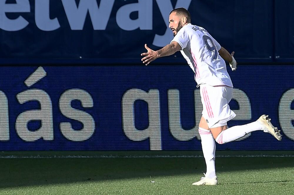 Karim Benzema / AFP