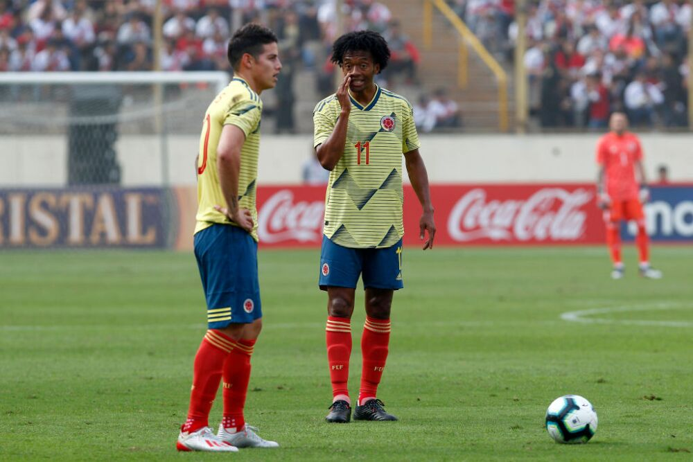 Peru v Colombia - Friendly Match
