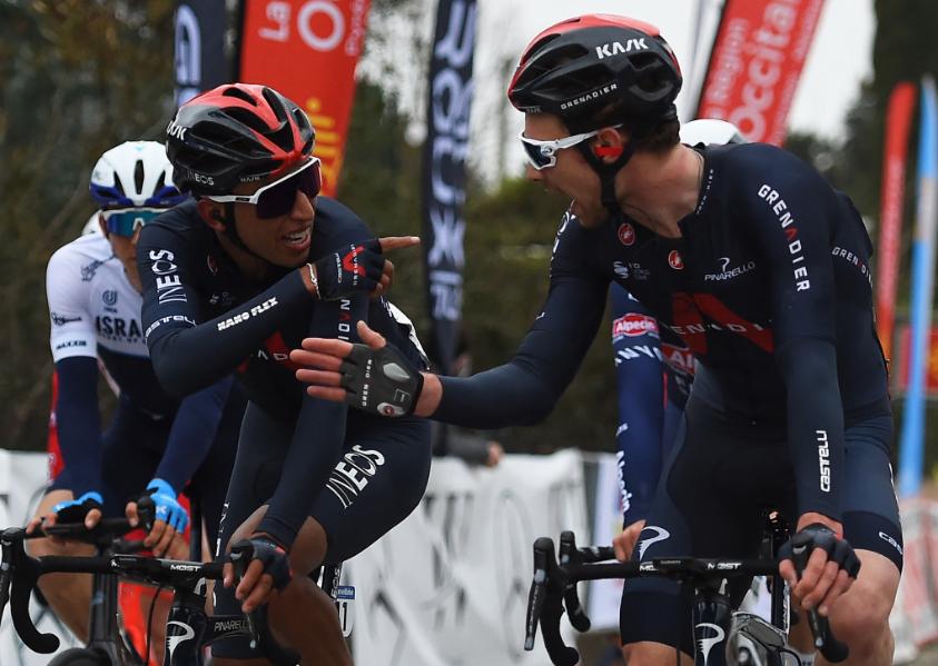 Egan Bernal será uno de los candidatos al título del Giro de Italia 2021.