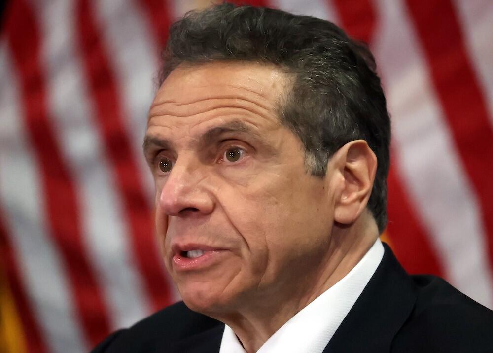 364134_Andrew Cuomo, gobernador de Nueva York / Foto: AFP