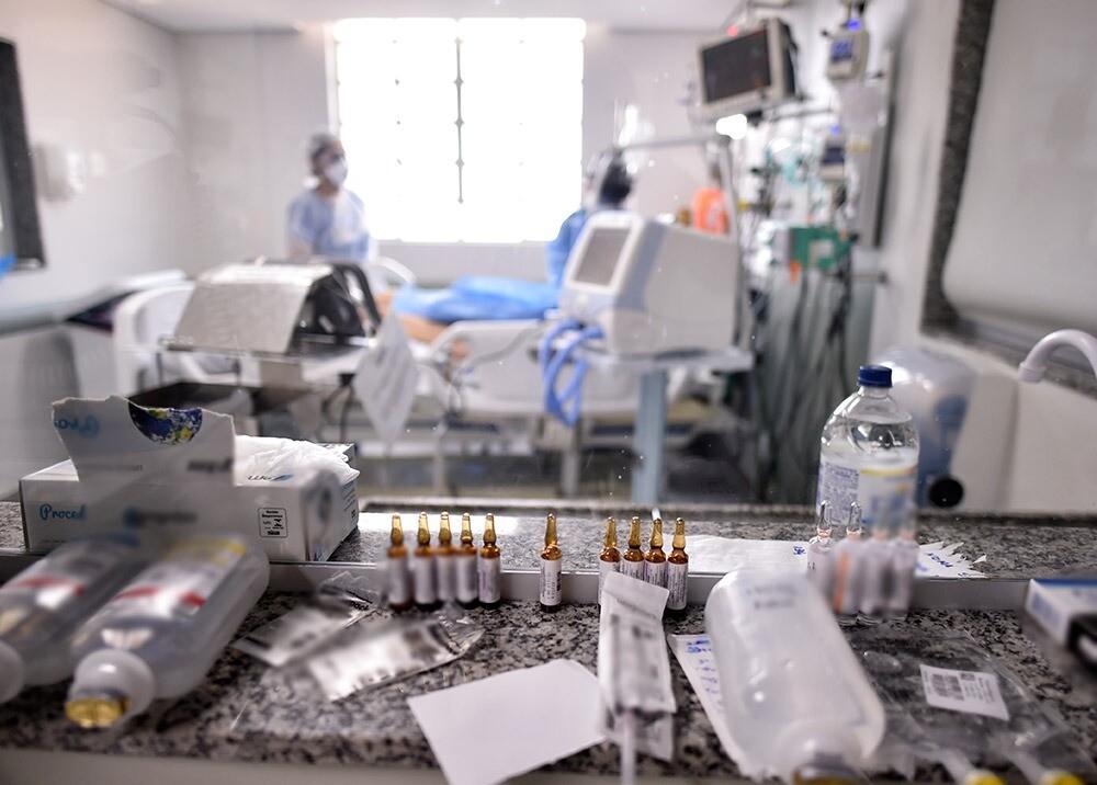 Medicamentos para pacientes en cuidados intensivos