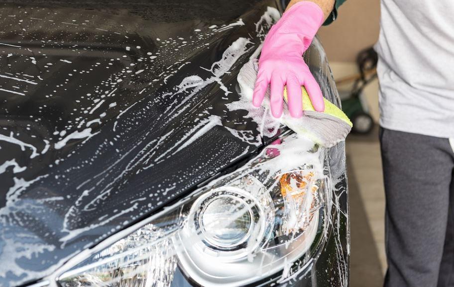 madre lava carro