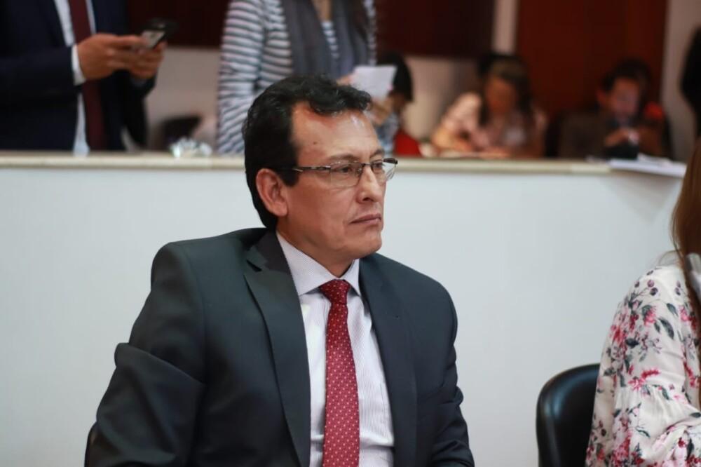 Representante Juan Carlos Reinales-