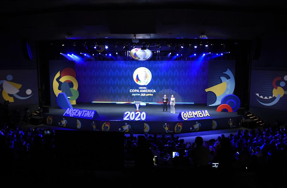 349885_BLU Radio. Copa América Argentina-Colombia 2020 // Foto: AFP