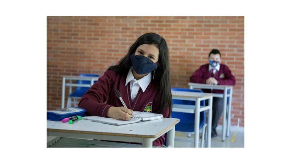 Estudiante colegio