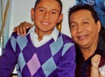 Fredy José y Diomedes Díaz
