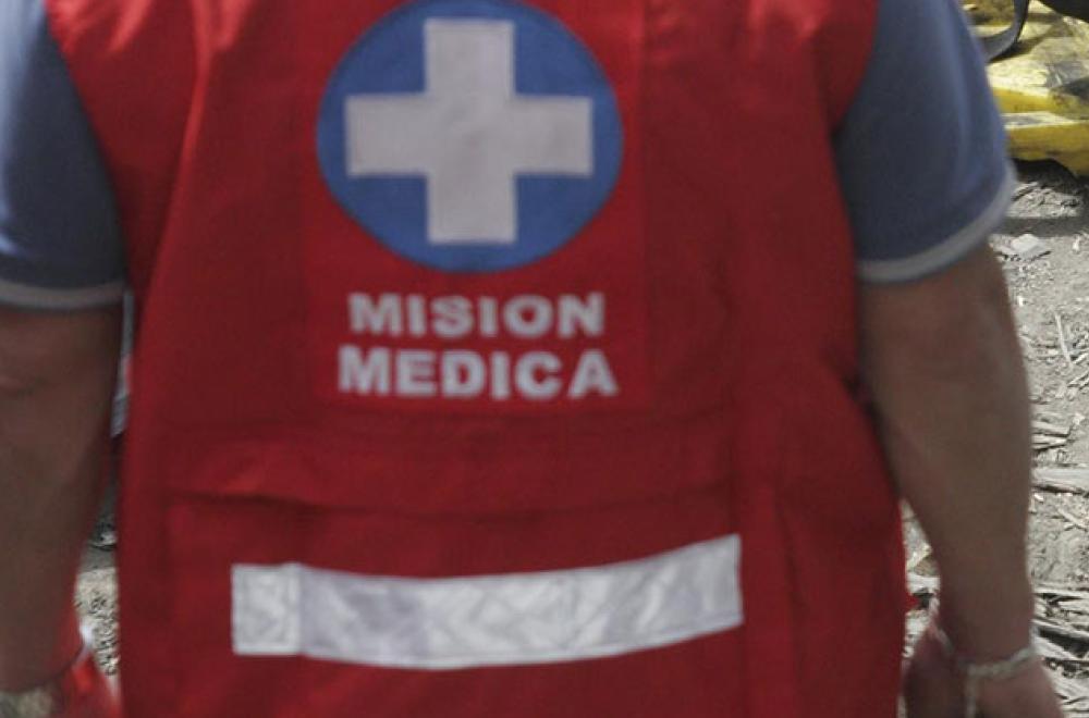 Misión Médica.