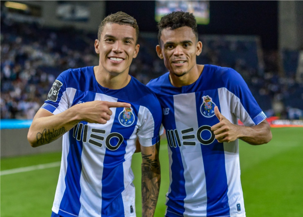 341635_BLU Radio // Mateus Uribe y Luis Díaz // Twitter: @FCPorto
