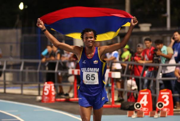 Carlos Sanmartín disputará los 3.000 metros obstáculos.
