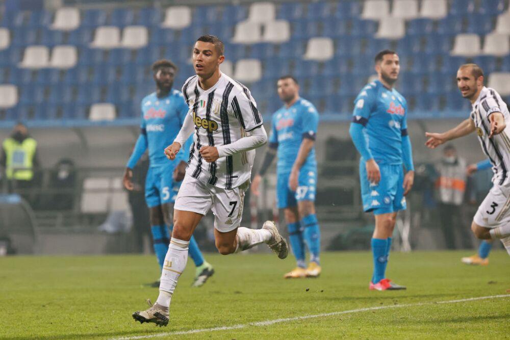 Juventus v Napoli - Italian Super Cup