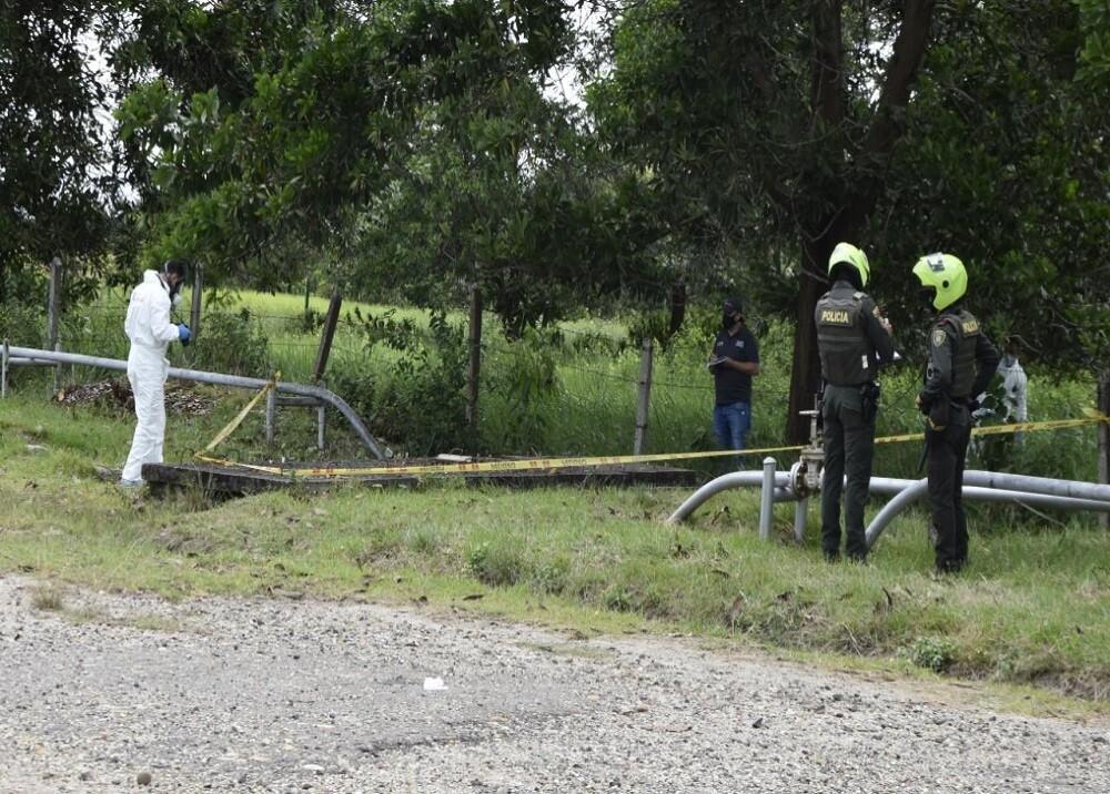 371832_BLU Radio. Hallan cuerpo de mujer en Barrancabermeja / Foto: Policía Magdalena Medio