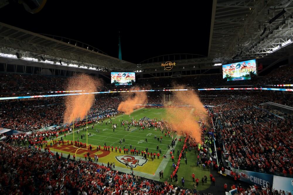 Super Bowl / AFP