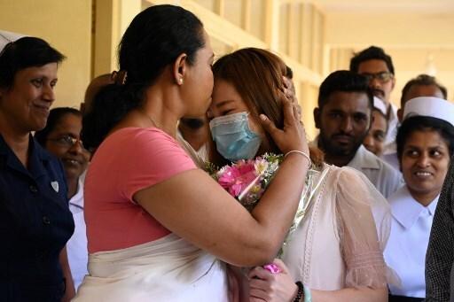 Ministra de Salud de Sri Lanka