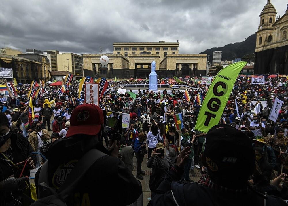 Protestas en Colombia : AFP.jpeg