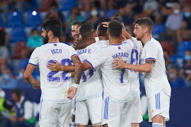 Real Madrid, en Champions League