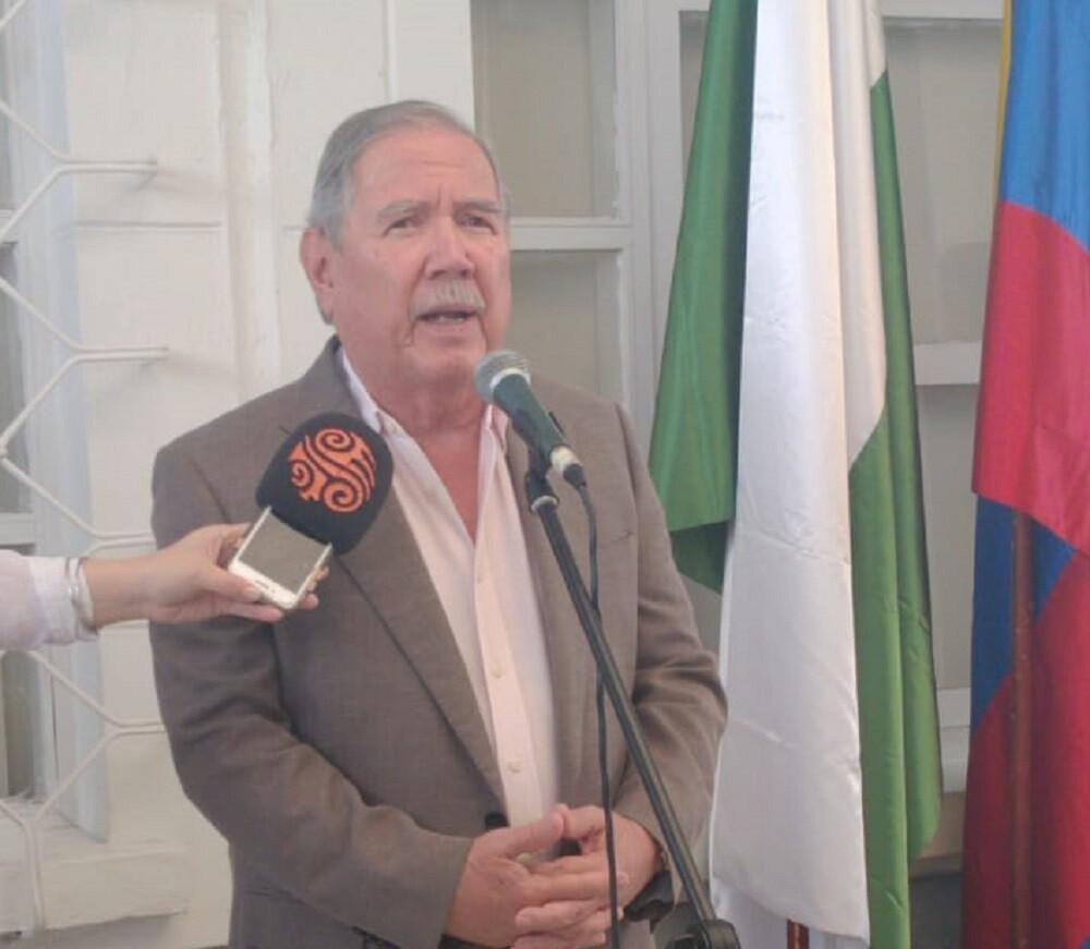 332192_BLU Radio. Ministro Guillermo Botero / Foto: BLU Radio