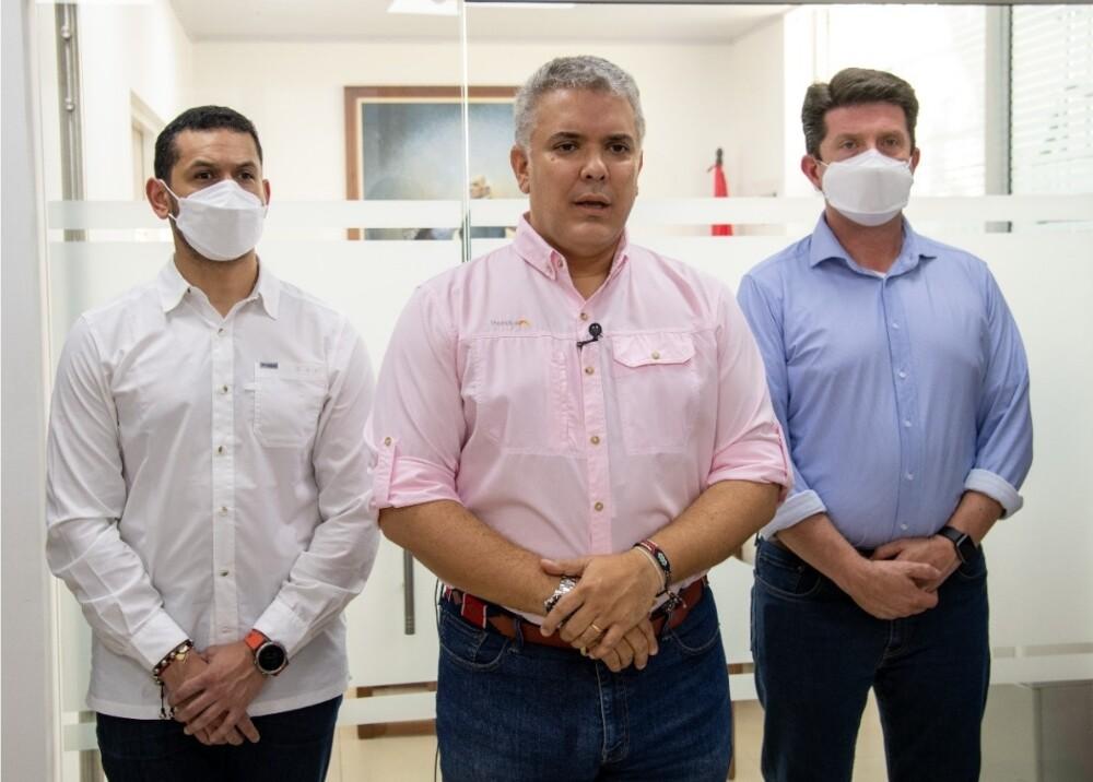 Iván Duque y ministros Foto Presidencia.jpg