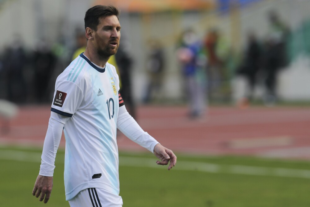 Lionel Messi / AFP
