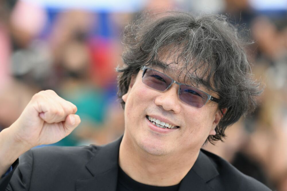 Rendez-vous With Bong Joon-Ho Photocall - The 74th Annual Cannes Film Festival