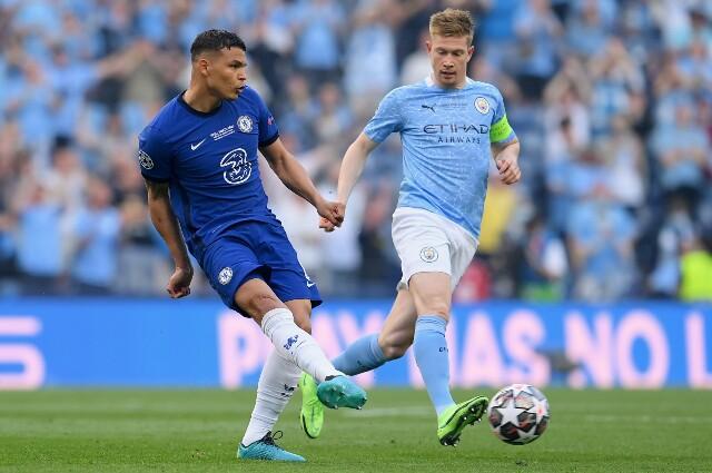 Final de la Champions League 2020/21 entre Manchester City y Chelsea