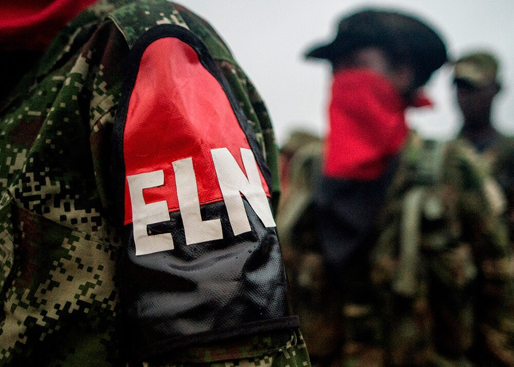 298758_ELN - Foto de referencia: AFP