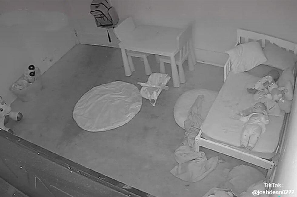 Fantasma cama bebé